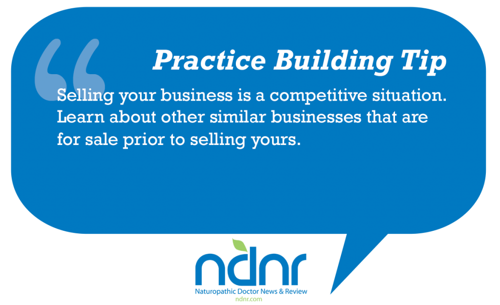 Selling your business is a competitive situation Learn about other similar businesses that are for sale prior to selling yours
