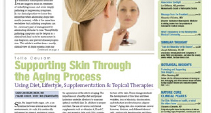May 2010 | Dermatology/Anti-Aging Medicine Issue