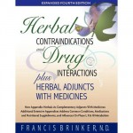 Herbal Contraindications and Drug Interactions Plus Herbal Adjuncts With Medicines, 4th Edition