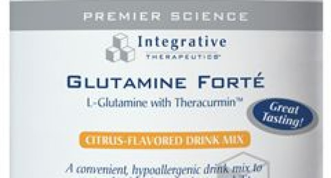 New High-Potency Glutamine Combination available from Integrative Therapeutics™
