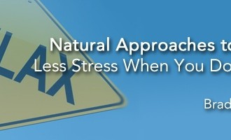 Natural Approaches to Anxiety