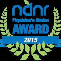 2015 Physician's Choice Award