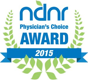 2015 Physician's Choice Award