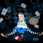Alice Revisits Wonderland, This Time with a Map