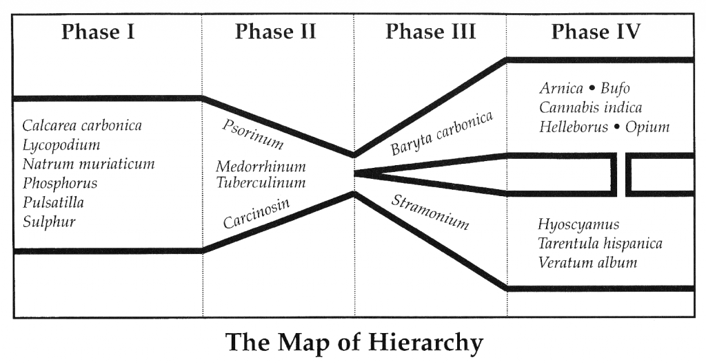 Map-of-Hierarchy