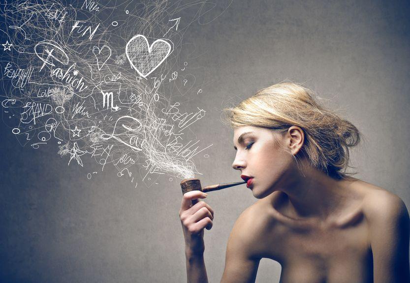 Amateur Couple Smoking Sex