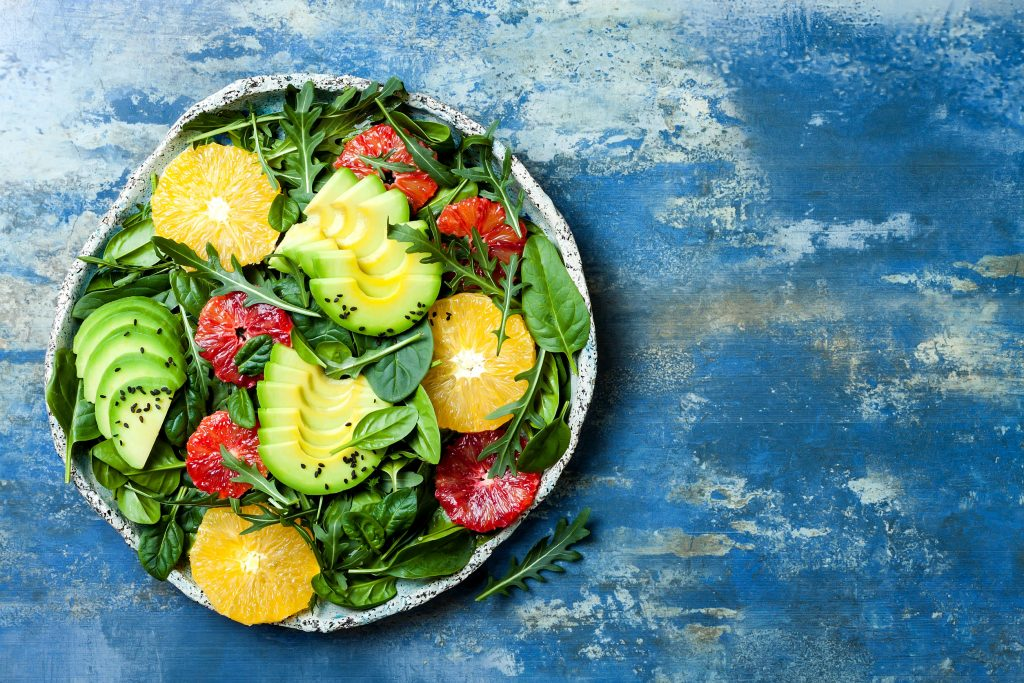 Plant Based Diets are Best for GI Hormones