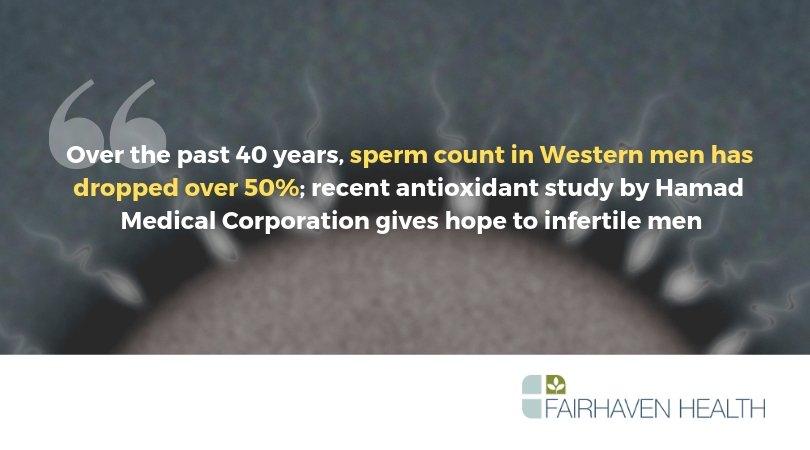 Sperm salbutamol count hope