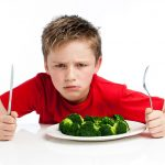 Abnormal Eating Behavior May Be an Early Sign of Autism