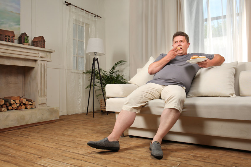 Overeating is NOT Causing Obesity