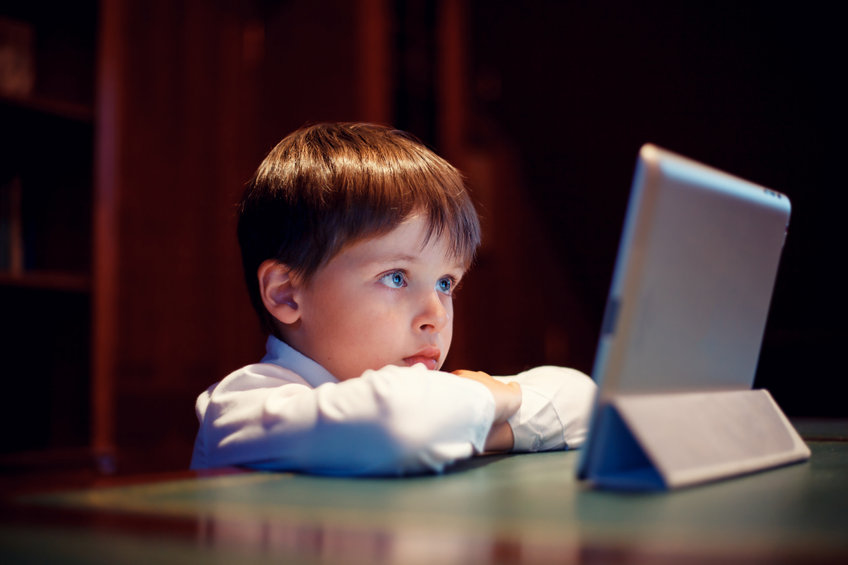 """Maybe More to the 'Screen-time"""" Question for Kids and it's Link to Behavior"""
