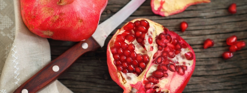 Gut bacteria make pomegranate metabolites that may protect against Alzheimer's disease
