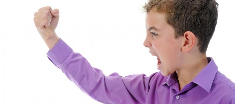 An Angry Kid