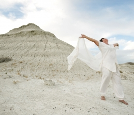 Menopause Support On All Levels: Can Hot Flashes Be a Spiritual Experience?