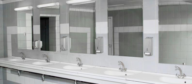 Gender Neutral Washrooms at BINM