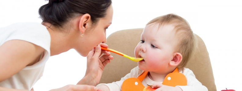 Infant Diet Influences Gut Microbiome Not Maternal Obesity