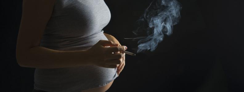 In Utero Cigarette Smoke and Environmental Exposure
