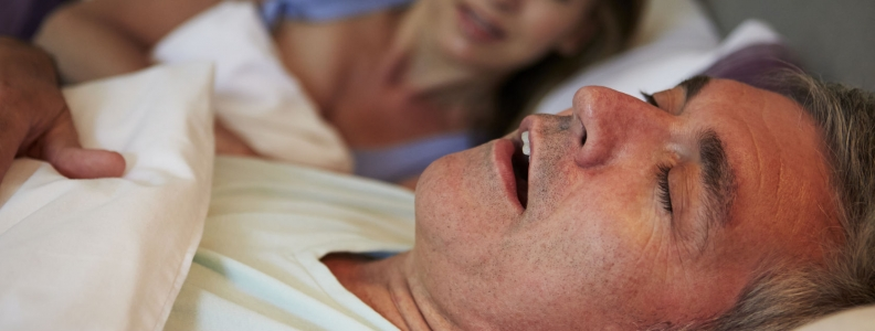 Sleeping With Your Stress: Sleep Apnea