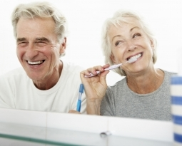Losing Teeth Raises Older Adults' Risks for Physical and Mental Disability