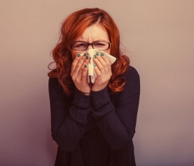 Allergic Rhinitis: A Review & Naturopathic Treatments