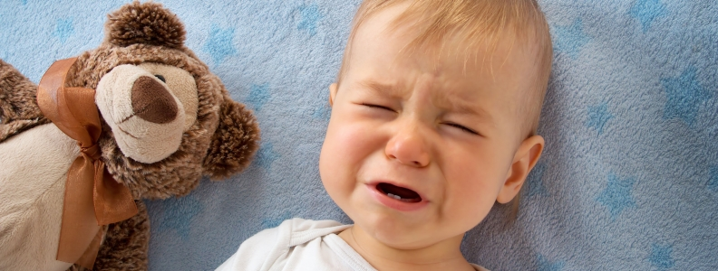 Infant Cries Affect Adult Cognition