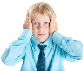Rising Anxiety in Children