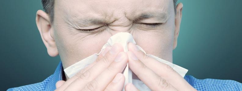 A Very Sneezy Case