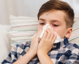 Homeopathic Remedies for Children with Influenza & Acute Respiratory Tract Infections
