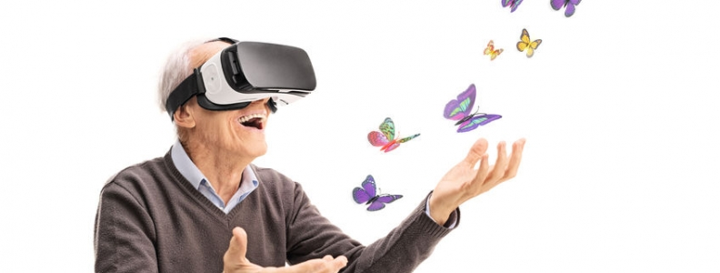 Using Virtual Reality to Help with Dementia