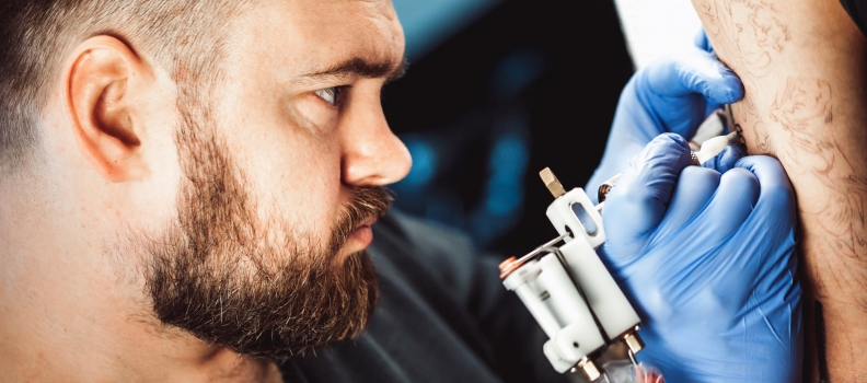 Tattoo Ink Circulates Around the Body as Nanoparticles