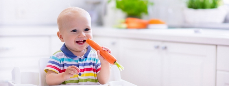 Introducing Solids to Infants: The Art of Naturopathic Medicine