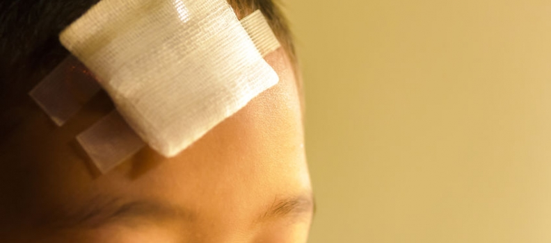 Duration of Childhood Concussion Found in Saliva Markers