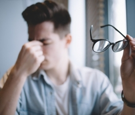 3 Vitamins to Help with Eyestrain from Overexposure to Screens