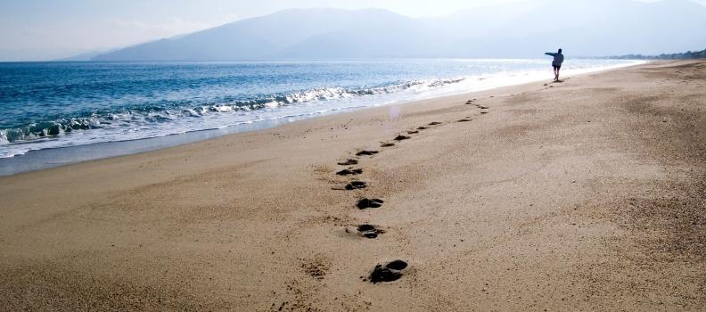 Leaving Footprints of Chronic Pain
