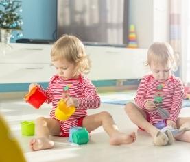 Melatonin Production in Preschoolers Inhibited by Bright Light