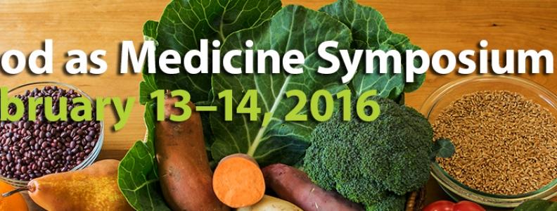 NCNM's Food as Medicine Institute Symposium Feb. 13-14