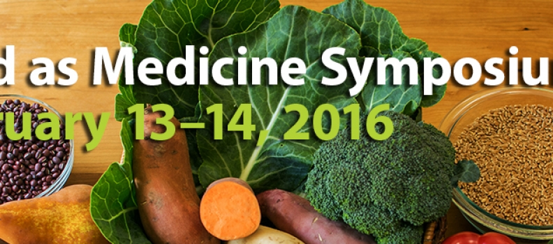 NCNM's Food as Medicine Institute Symposium Feb. 13-14