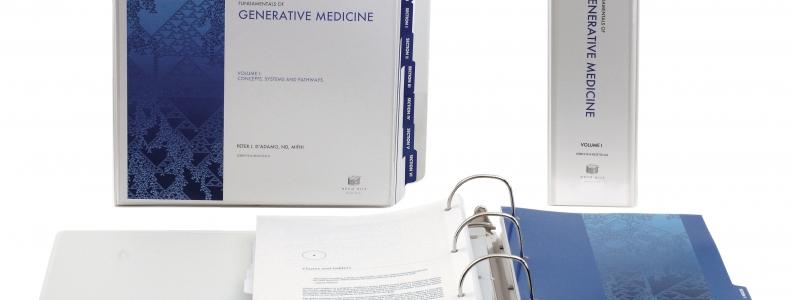 Book Review: Fundamentals of Generative Medicine, Volume 1