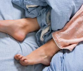 The Chicken or the Leg? Exploring the Relationship Between IBS & Restless Legs