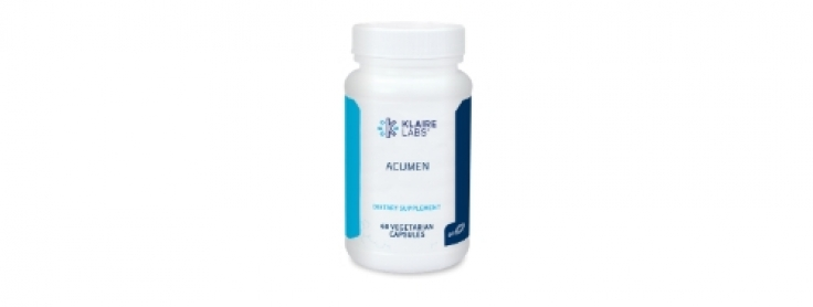 Klaire Labs (SFI USA) Announces the availability of Acumen, the most  extensively studied